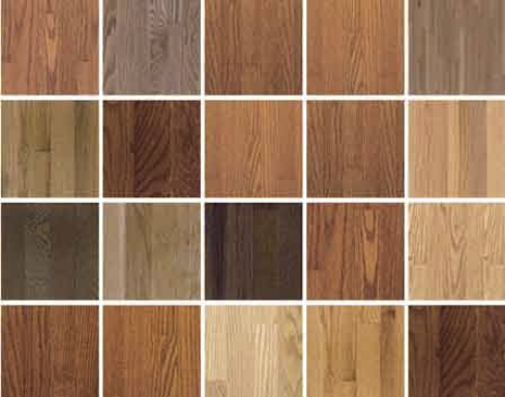 Hardwood Flooring Types And Species