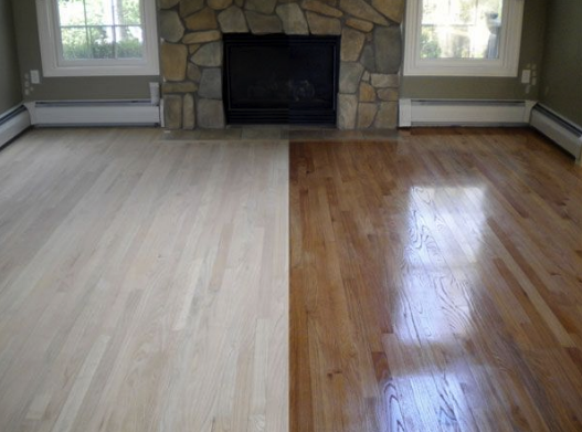 wood floor restoration in Birmingham AL