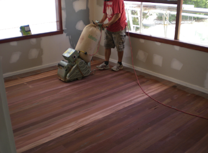 affordable floor refinishing in Birmingham